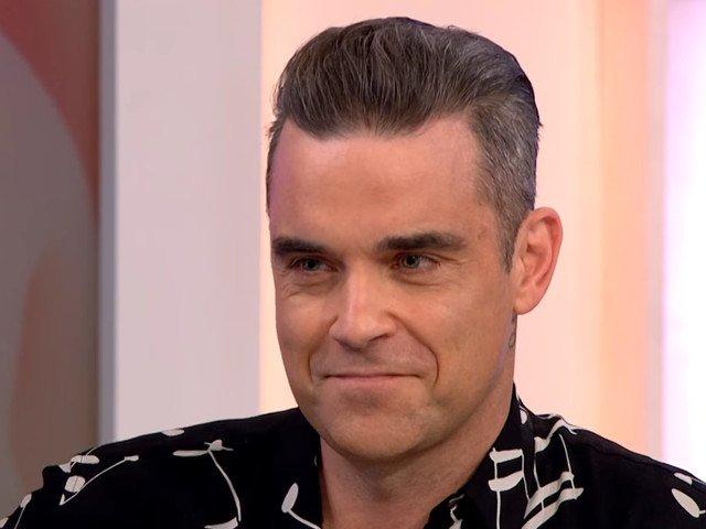 Robbie Williams sustine ca problemele de sanatate mintala ii pun viata in pericol