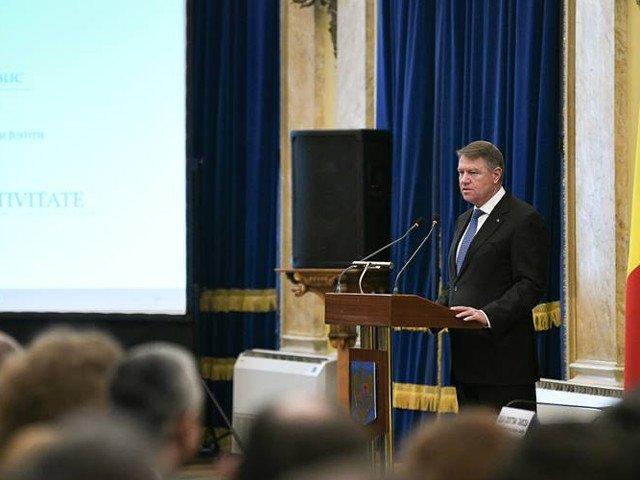Iohannis: Observam in discursuri politice o tot mai mare grija fata de soarta unor condamnati