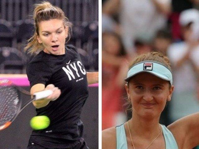 Irina Begu si Simona Halep au fost eliminate la dublu, in primul tur de la Indian Wells