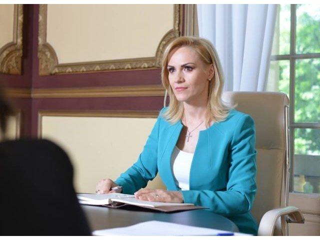 Gabriela Firea: Fac un indemn la intelepciune, la calm si colegialitate