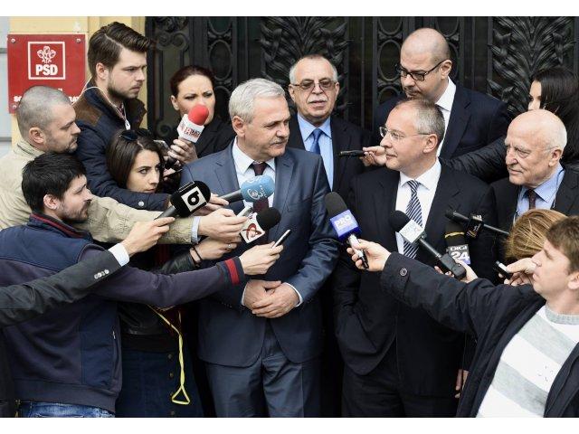 Dragnea, la Congresul PSD: Vreti sa mai fiu in continuare presedintele vostru?