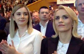 Gabriela Firea, despre iubita lui Dragnea: Irina il sustine foarte mult. Si eu il sustin pe sotul meu