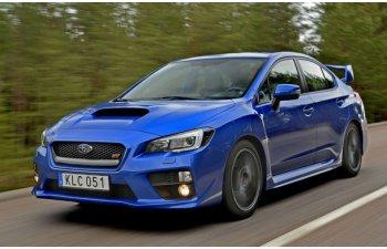 Subaru se gandeste sa renunte la cutiile de viteze manuale: japonezii spun ca transmisiile automate favorizeaza sistemele de siguranta