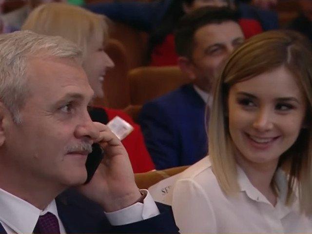 Liviu Dragnea: Mi-a fost drag ca am fost cu Irina la Congres
