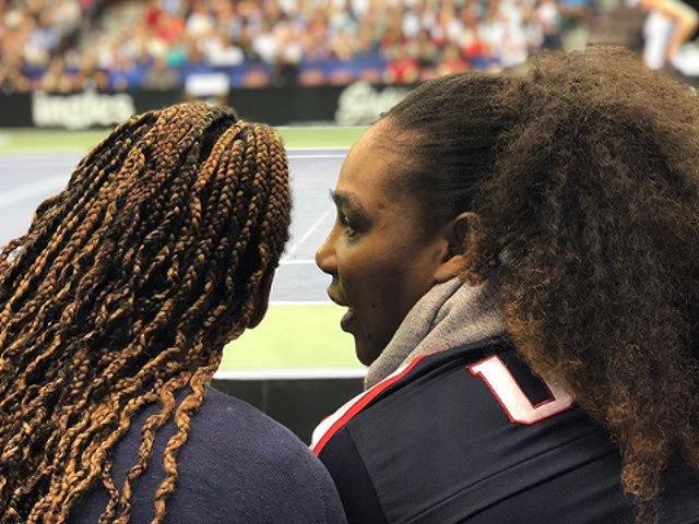 Prima reactie a Serenei Williams dupa ce a fost eliminata de sora sa de la Indian Wells