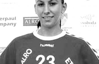 Fosta handbalista Alexandra Roua, rapusa de cancer la doar 32 de ani