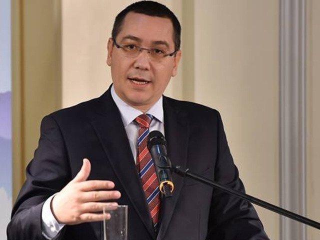 Ponta: Nu voi accepta niciodata sa traiesc intr-o tara in care cineva ma baga la inchisoare pentru ceea ce spun