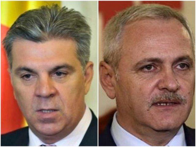 """Dragnea: Oprea mi-a zis de la """"statul de drept"""" ca Zgonea trebuie sa fie numarul unu la partid"""