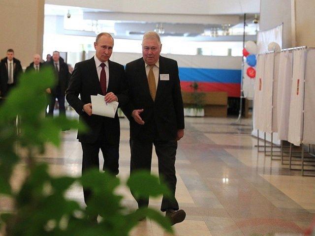 Alegeri in Rusia: Crimeea voteaza pentru prima oara la prezidentiale, dupa anexare