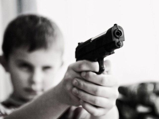 Fetita, omorata de fratele sau de 9 ani, din cauza unui joc video