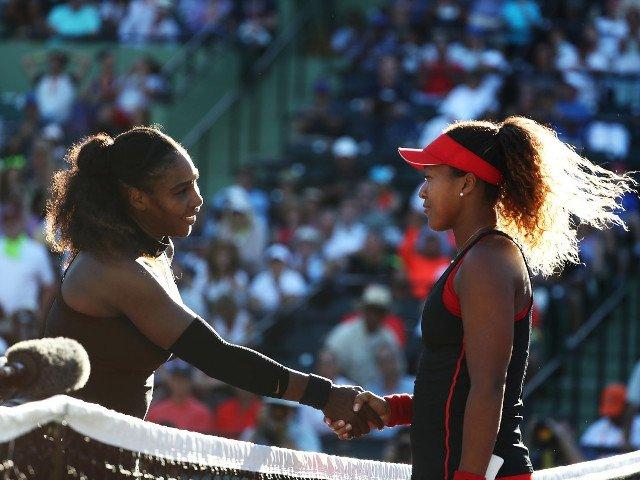 Gest interzis al Serenei Williams, dupa ce a fost eliminata de Naomi Osaka, la Miami