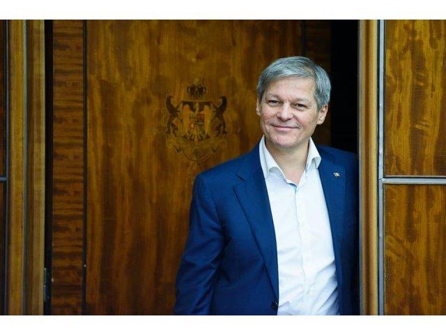 Fostul premier Dacian Ciolos il sustine pe Iohannis