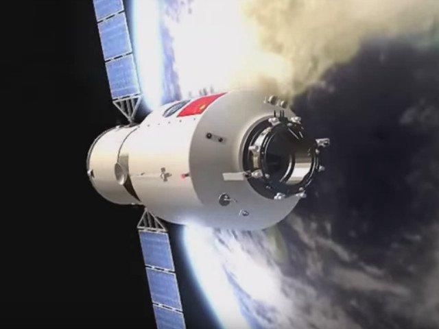 Laboratorul spatial chinez Tiangong-1 s-a dezintegrat deasupra Pacificului de Sud