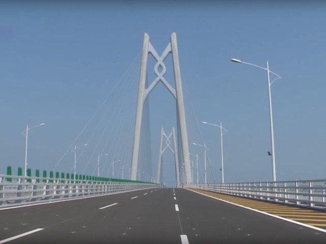 China va inaugura cel mai lung pod maritim din lume / VIDEO