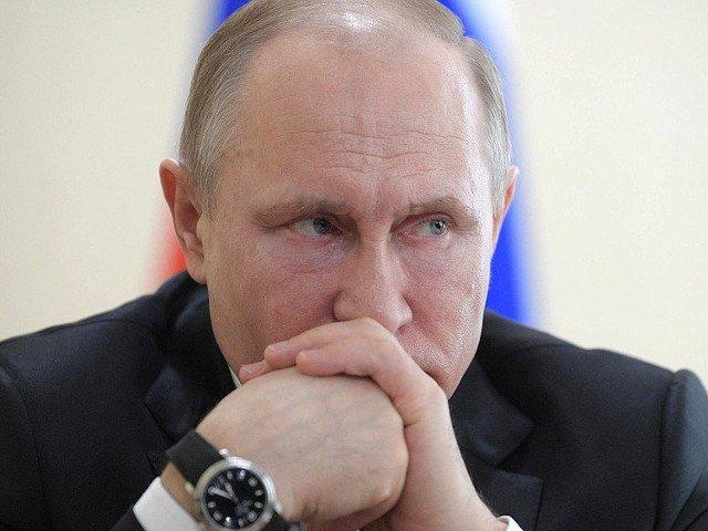 Putin a anuntat ca gruparea terorista Stat Islamic a fost complet invinsa in Siria