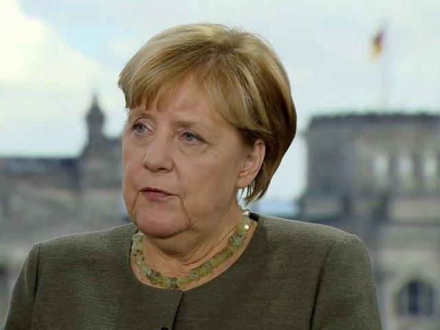 Merkel exclude participarea Germaniei la o eventuala operatiune militara impotriva regimului lui Bashar al-Assad