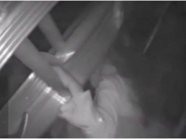 Fetita de 6 ani, salvata dupa ce a cazut in putul liftului/ VIDEO