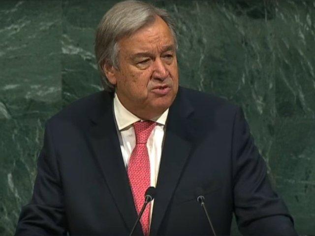 Atacuri in Siria. Secretarul general al ONU face apel la retinere