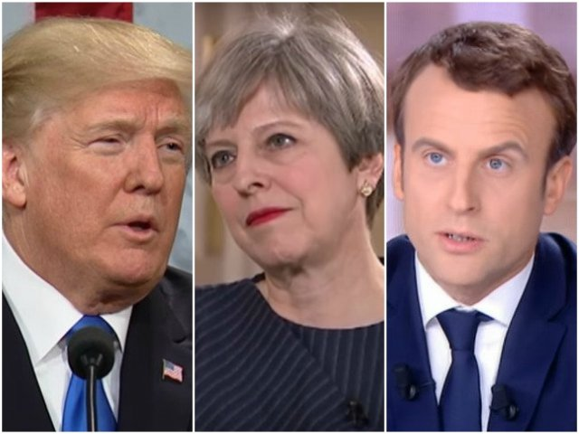 "Liderul suprem iranian Ali Khamenei ii califica drept ""criminali"" pe Trump, May si Macron"