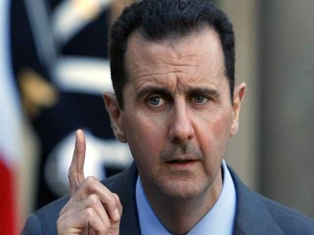 Bashar al-Assad, prima declaratie dupa atacul din Siria