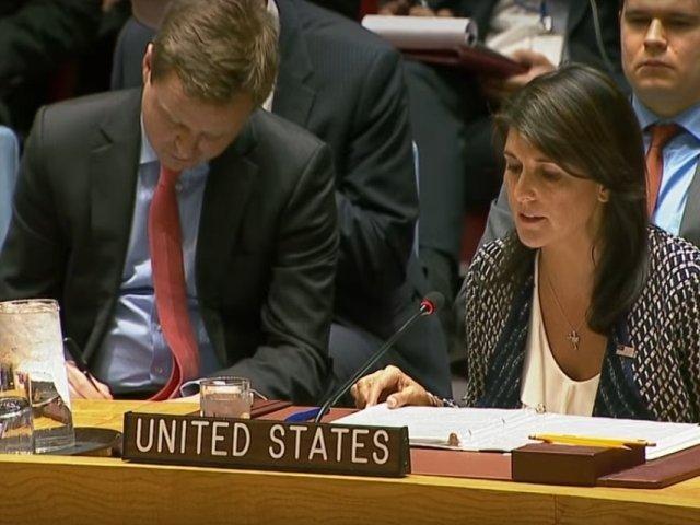 Reuniune de urgenta a Consiliului de Securitate: SUA, pregatite de noi lovituri in cazul unui atac chimic al Damascului