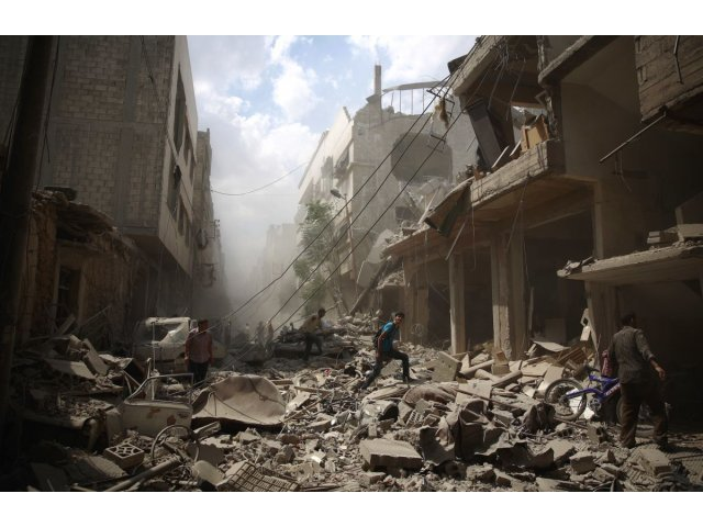 Siria: Misiunea internationala de ancheta asupra presupusului atac chimic si-a inceput activitatea