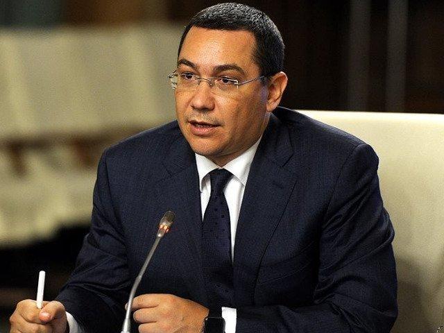 Ponta: Ia se ne gandim ce bine ar fi ca in locul unora dintre actualii ministri sa avem niste roboti