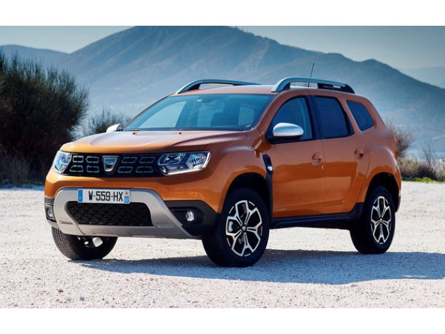 Premiera: Dacia Duster a intrat in top 10 cele mai vandute SUV-uri in Germania