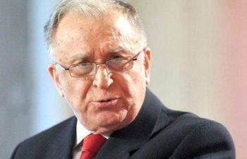 Ion Iliescu a plecat de la Parchetul General