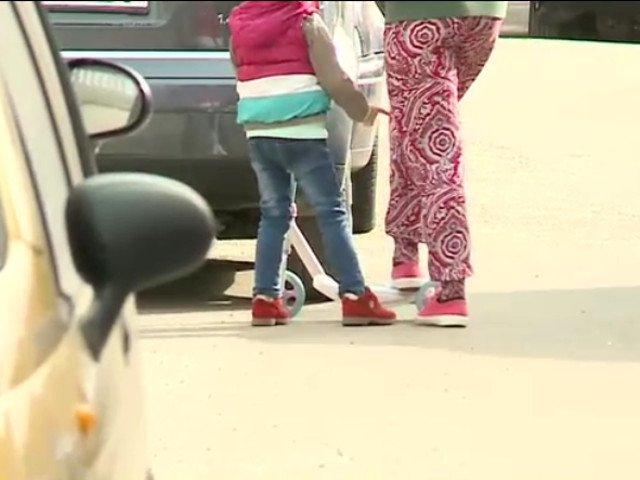 Barbatul care a incercat sa agreseze sexual doua fetite a fost prins