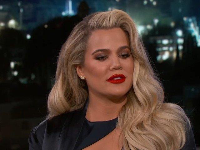 Khloe Kardashian a dezvaluit ce nume va purta fiica sa