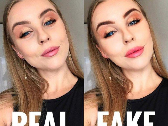 Instagram vs Realitate. Cum arata modelele de pe Instagram in viata de zi cu zi