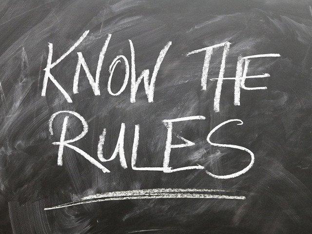 La limita legii. 8 reguli banale pe care nimeni nu le respecta