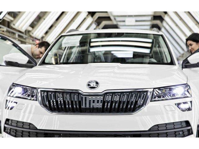 In pas cu cererea: SUV-ul Skoda Karoq va fi asamblat si in Germania