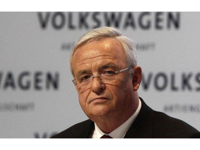"""Martin Winterkorn, fostul CEO Volkswagen, acuzat oficial de """"conspiratie"""" si """"frauda"""" in SUA in scandalul Dieselgate"""