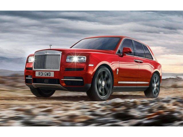 Rolls-Royce Cullinan se prezinta oficial si devine cel mai scump SUV din lume: primul SUV Rolls ofera 571 CP