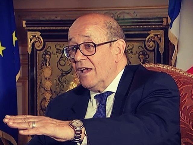 """Ministrul francez de Externe: Sanctiunile americane impotriva companiilor europene sunt """"inacceptabile"""""""