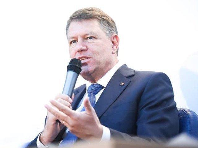 Iohannis: Schimbarile privind legea salarizarii si in domeniul fiscalitatii, facute de habarnisti