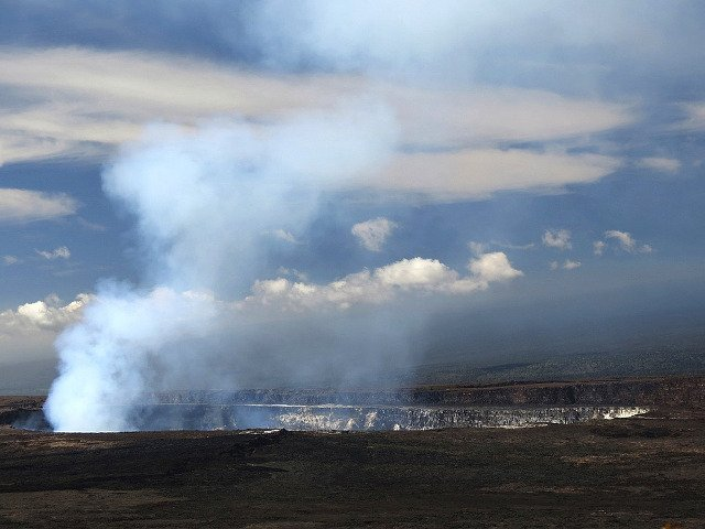 A fost emisa alerta rosie in Hawaii. Risc iminent de explozie a vulcanului Kilauea/ VIDEO