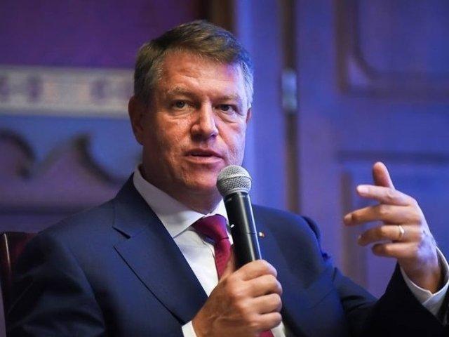 Iohannis: Imi displace profund ca sunt anumite persoane in Romania care incearca sa induca ideea ca trebuie sa alegem intre SUA si Europa