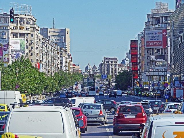 Romania trimisa in fata Curtii Europene de justitie pentru nerespectarea valorilor-limita convenite pentru calitatea aerului