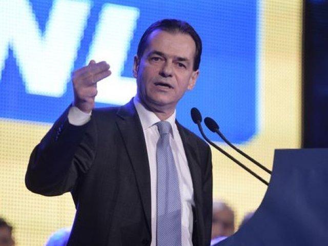 Ludovic Orban a depus plangere la Parchetul General impotriva premierului Dancila pentru inalta tradare