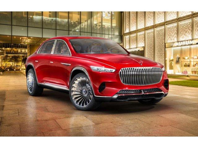 """Mercedes-Maybach va introduce o tehnologie imbunatatita pentru suspensii: """"Soferii vor putea merge mai bine pe drumurile dificile"""""""