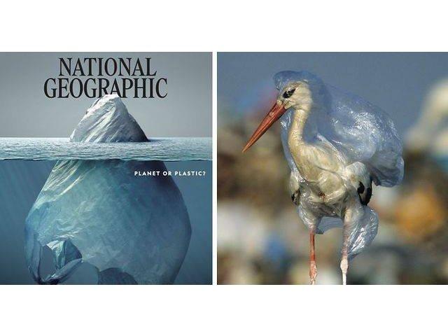 Coperta revistei National Geographic: semnalul alarmant pe care il atrage despre un viitor dezastruos