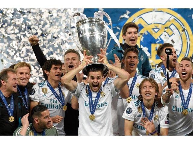Real Madrid a castigat pentru a treia oara consecutiv Liga Campionilor