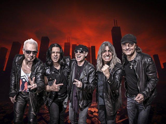 Un concert de colectie: Scorpions, pe 12 iunie, la Bucuresti, in cadrul Crazy World Tour