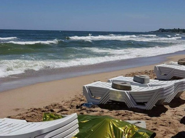 Un bucurestean a murit inecat in mare la Eforie Nord