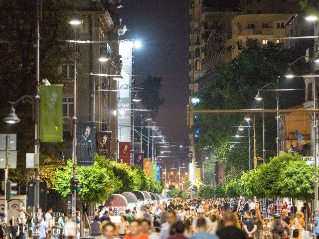 ''La pas pe Calea Victoriei'' - in week-end, in Capitala