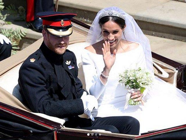 Telespectatorii britanici ai nuntii printului Harry, cu o treime mai putini decat cei de la nunta lui William