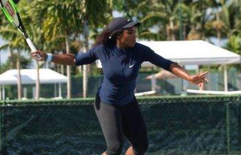 Roland Garros: Serena Williams s-a calificat in optimi si o va intalni pe Maria Sharapova